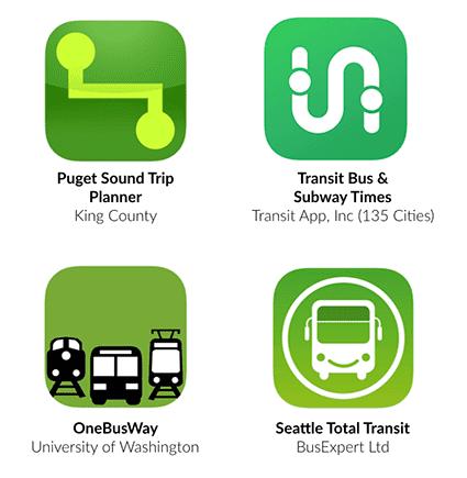 Transit Map Partner Options